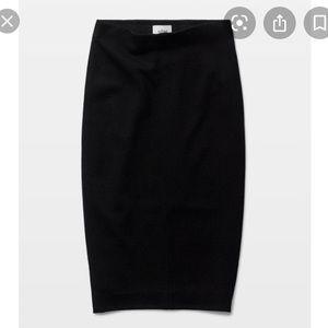 Aritzia Wilfred Lis Pencil Skirt (S)